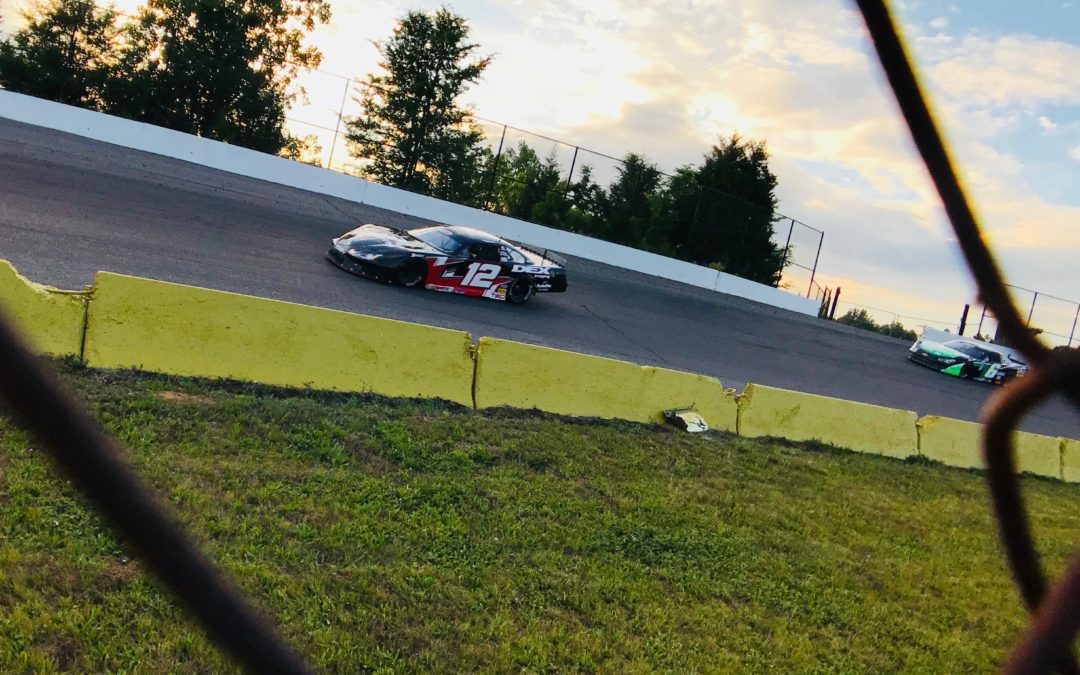Burton And Wimmer Motorsports Finish Second At Concord Eye Big