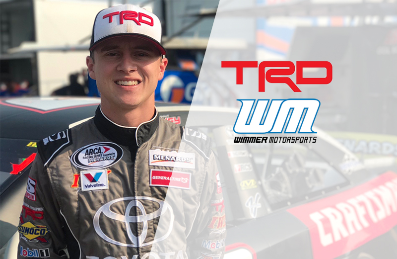 Wimmer Motorsports Welcomes TRD and USAC Champ for Speedweeks